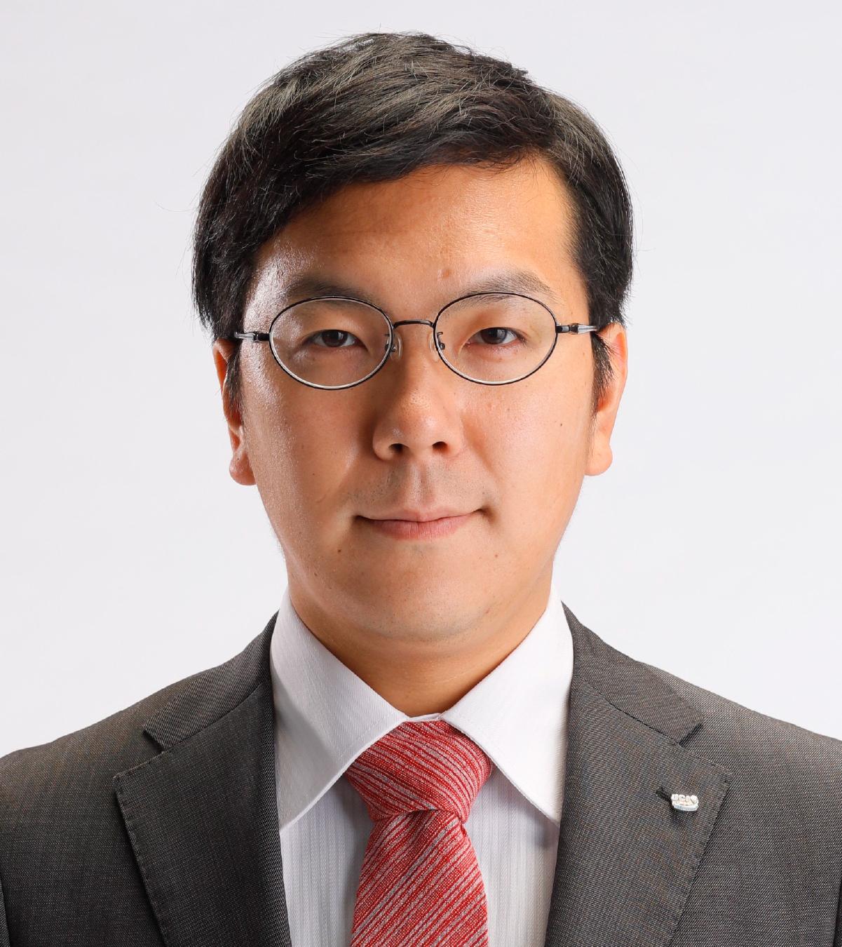 第65代理事長 遠藤 和輝